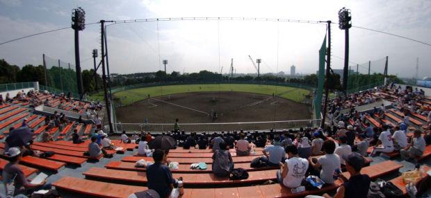 海老名運動公園野球場